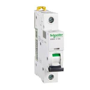 Original Export Miniature Circuit Breaker Type C 1P 10A Thermal Magnetic 230/400 VAC 50/60 Hz A9F18110