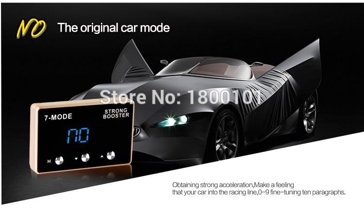 Auto Sprint Booster papučica auto dijelovi Elektronički regulator - Auto dijelovi - Foto 3