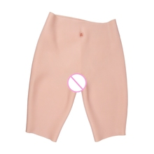 Vagina Panty Crossdresser Silicone Shemale Fake-Enhancer Artificial-Sex Realistic Transgender
