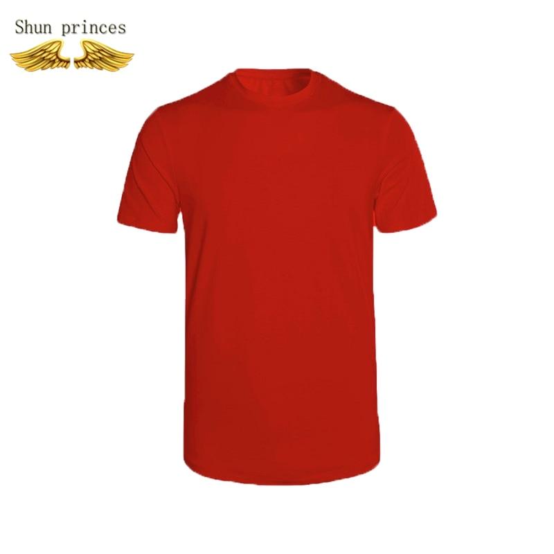 T shirt men Round collar cotton Pure color t shirt style outdoor leisure t shirt running fitness men hip hop fashion men t shirt