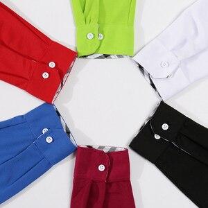 Image 5 - Polo Camicia a Maniche lunghe di Grandi Dimensioni Solido casual di Alta Qualità Camicia di Cotone Degli Uomini Befree Autunno Golf Tennis Nuova Coppia Abbigliamento custom Polo Camicia a Maniche lunghe di Grandi