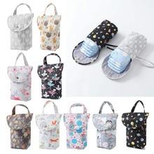 Multifunctional Baby Diaper Bags Reusable Fashion Waterproof Diaper Organizer Portable Capacity  Nappy Bag Mummy Bag
