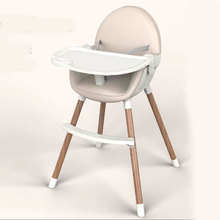 Child High Chair Multifunction Foldable Portable Double Laye