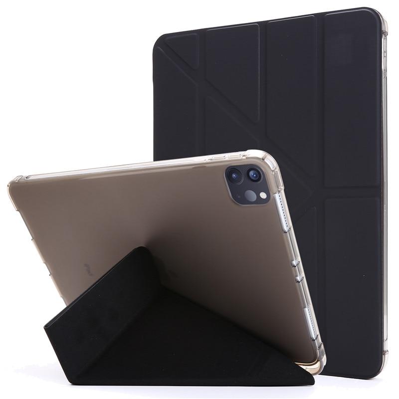 For Pro Smart For Pro Back iPad Tablet 2020 Leather iPad 11 Funda 2020 Soft Case PU Slim
