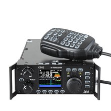 Xiegu G90 HF Amateur Radio Transceiver 20W SSB/CW/AM/FM 0.5 30MHz SDR Structure with Built in Auto Antenna Tuner