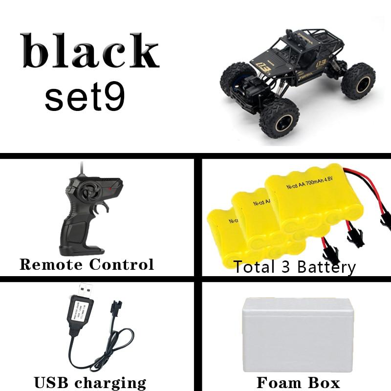 27cm Black 3 battery