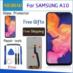 """6.22 """"wersja globalna wyświetlacz do SAMSUNG Galaxy A10 M10 A10S wymiana ekranu dotykowego lcd SM A105F SM M105F SM A107F w Ekrany LCD do tel. komórkowych od Telefony komórkowe i telekomunikacja na"""