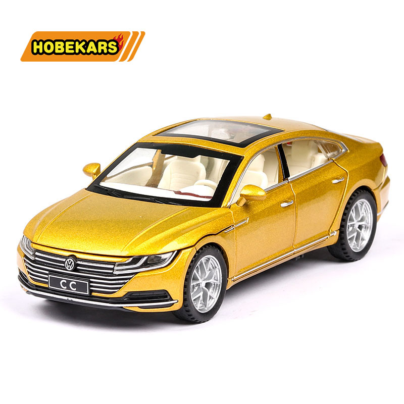 High Simulation Diecast Model Car CC 1:32 Metal Alloy Cars Lights Boys Toys Vehicles Gifts For Kids Children