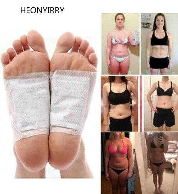 20pc Detox Foot Patch pomoc w zasypianiu poprawić skórę ziołowe łatki stóp schudnąć anty cellulit klocki toksyny ciała narzędzie do pielęgnacji stóp