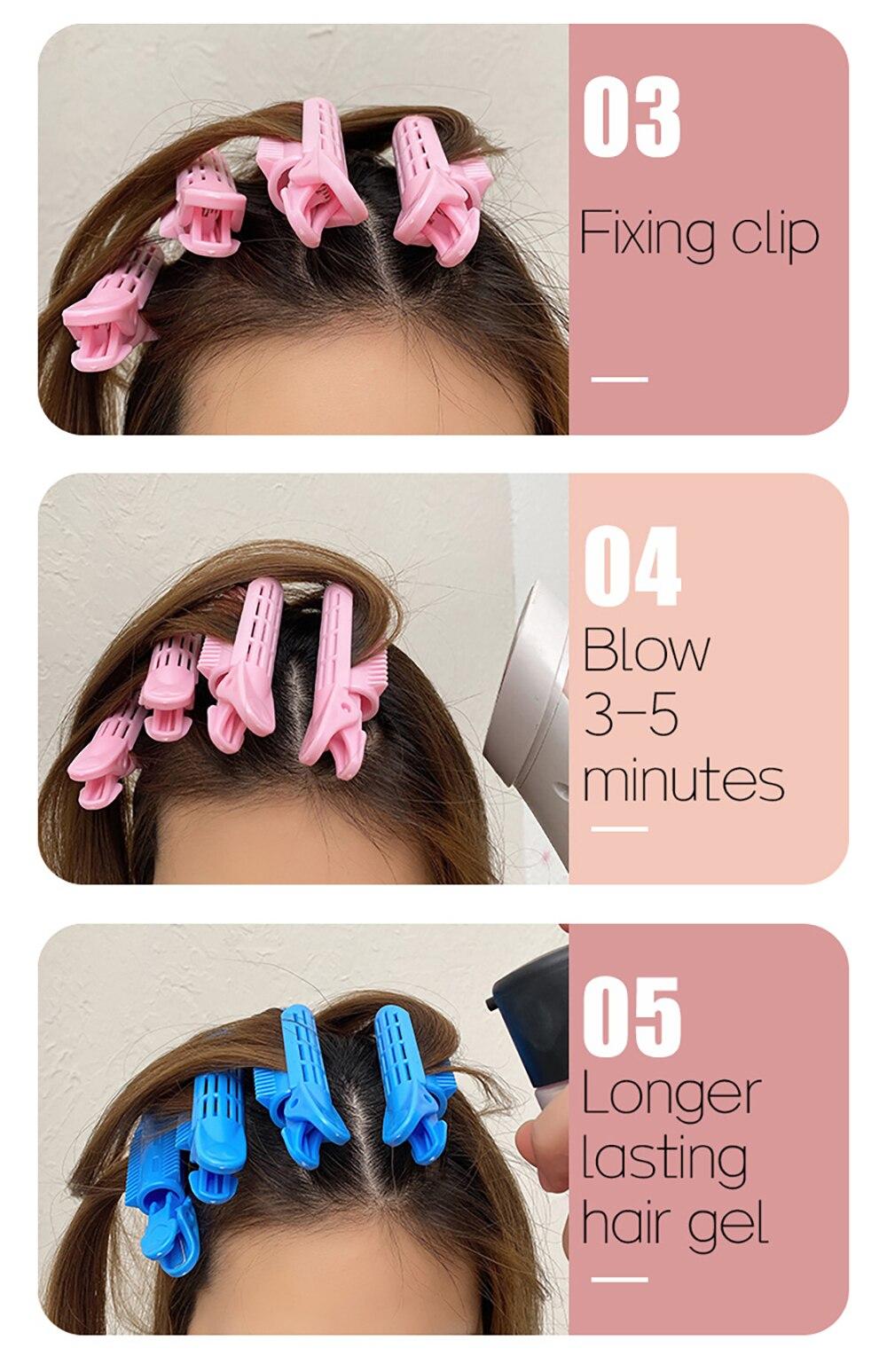 ferramentas de ondulação leve facilmente carregando hairdisk