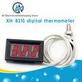 XH-B310 цифровой дисплей термометр высокой температуры типа K регулятор температуры с термопарным промышленный цифровой термометр-30 ~ 800 граду...