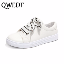 QWEDF 2019 Selling Student Canvas Shoes Bow Women's Casual S