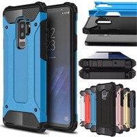 Rugged Hard PC Rüstung telefon Fall für Xiaomi Redmi Hinweis 5 5A 7 7A 7S 6 6A 8 8A y3 K20 9T GEHEN Pro Plus Stoßfest Schutzhülle