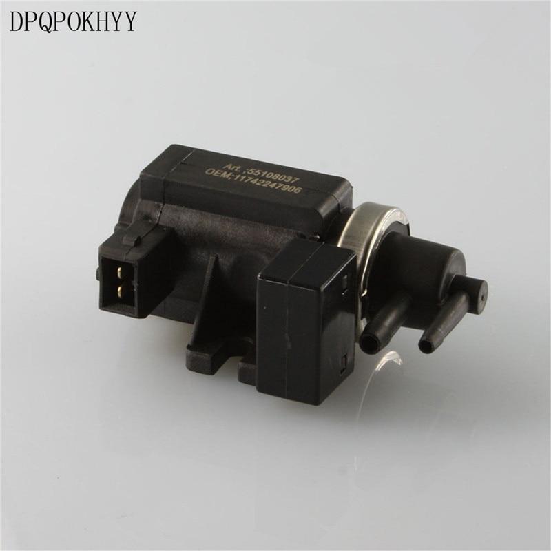 DPQPOKHYY для PIERBURG 7.22796.01.0 электромагнитный клапан турбо-давления для BMW 11742247906 ,7796634,2247906, 11747796634