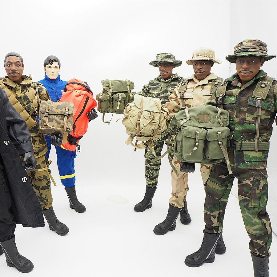 1/6 Scale Uniforms Outfits Coverall Accessories Female Clothes Woodland Camo Soldier For 12