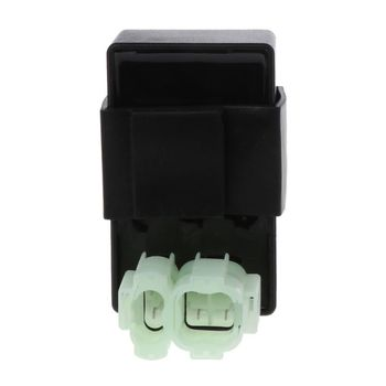 GY6 DC 12V CDI Motorcycle Ignition Box Adjustable Timing For 50cc 60cc 125cc 150cc Scooter ATV GY6 Engine new 10pcs spark plug a7tc a7tjc 3 electrode fit for gy6 50cc 70cc 90cc 110cc 125cc moped scooter atv quads motorcycle ignition