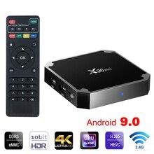 X96 Mini Android 9.0 Smart TV Box 1GB/2GB 8GB/16GB Amlogic S