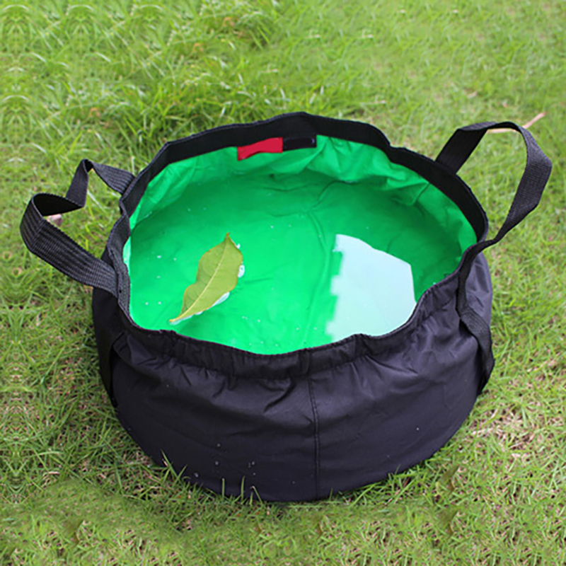 G-like Folding Portable Basin Travel Outdoor Bucket 15L Washbasin