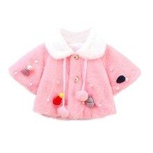 Милое пальто для маленьких девочек с героями мультфильмов осенне-зимняя верхняя одежда топы, Детская куртка Детское пальто для маленьких девочек Новинка, Hvlv, 1 шт