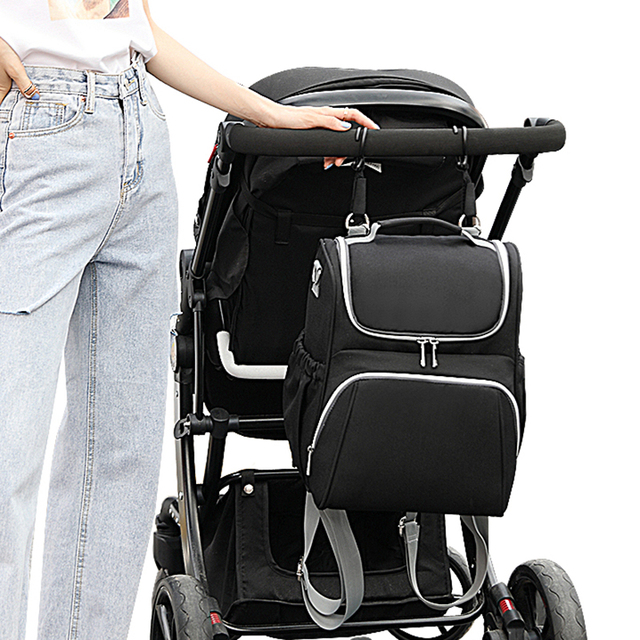 New mama diaper bag maternity baby bags for mom mommy backpack stroller organizer nursing mother changing waterproof nappy bag | Happy Baby Mama