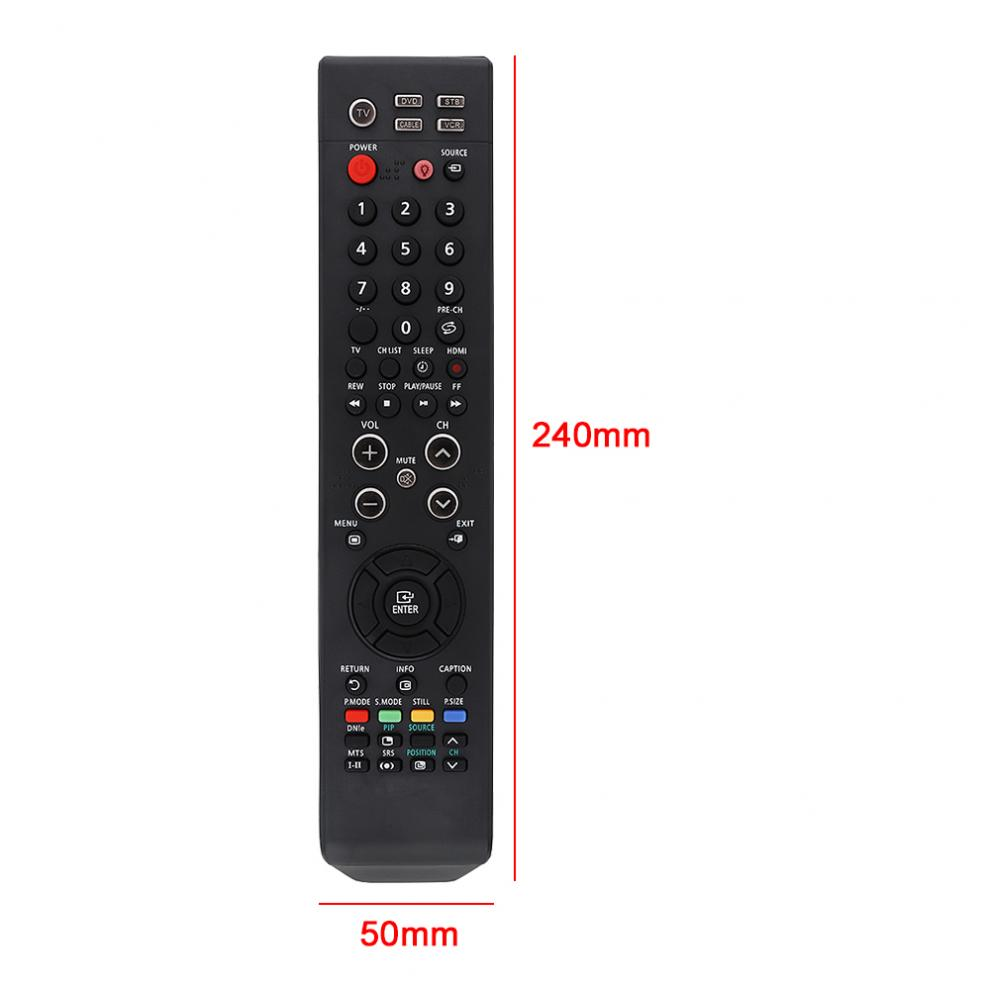 Universal LCD TV Remote Control with 433HMz and Long Control Distance for Samsung BN59 00611A BN59 00603A BN59 00516A New in Remote Controls from Consumer Electronics