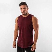 Mens muscle T shirt bodybuilding fitness men tops cotton singlets Plus Big size TShirt Cotton Mesh Short Sleeve Tshirt
