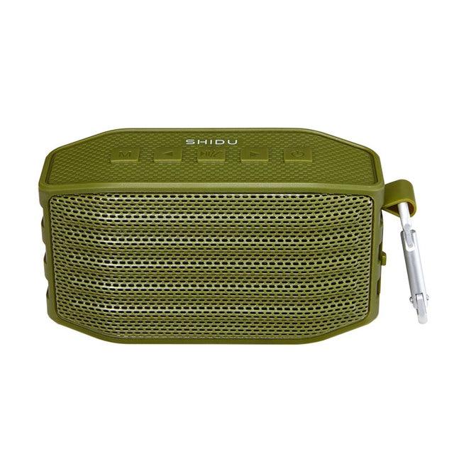 Outdoor Bluetooth Speaker IPX5 Waterproof Soundbar