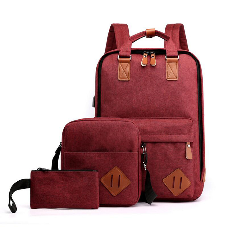 15.6L Maternity Bag Backpack Large Pregnant 3pcs/set Baby Nappy Diaper Bag Waterproof Shoulder Bags Newborn Care BSL051