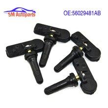 • Sensore di pressione dei pneumatici TPMS 433MHz per Dodge Ram 2009 2010 560 294 81AB