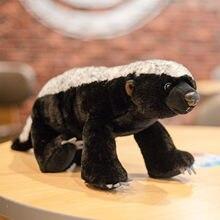 Sevimli karikatür hayvan Skunk bebek simülasyon hayvan bez bebek çocuk oyuncağı çocuk bebek çocuk için oyuncak kız erkek doğum günü hediyesi