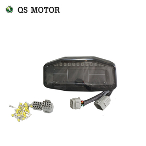 Image 4 - QSMOTOR 72V 90KPH Electric Car Hub Motor Conversion Kits Dual 3000W in wheel Hub Motor Kits For Car with Sabvoton controller