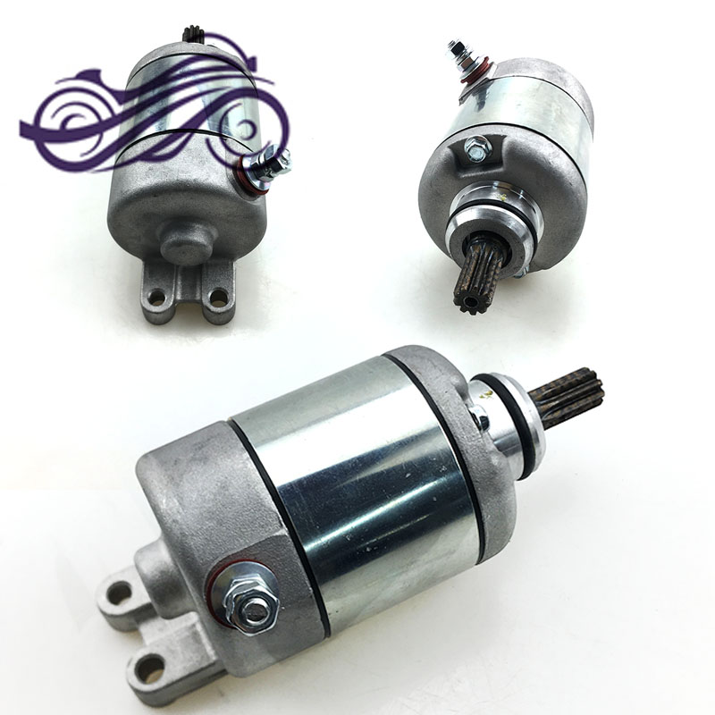 Starter motor FOR KTM exc 250 400 450 520 525 xc 450 XCR W EXC R Sxs For HUSABERG fe 450 For Polaris-in Motorbike Ingition from Automobiles & Motorcycles