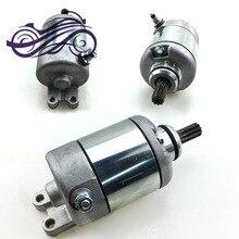 Starter motor สำหรับ KTM exc 250 400 450 520 525 xc 450 XCR W EXC R Sxs สำหรับ HUSABERG fe 450 สำหรับ polaris