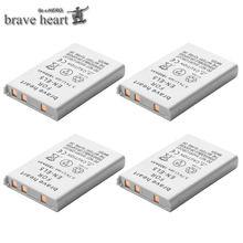 Bateria EN-EL5 En EL5 ENEL5 Batterij Voor Nikon Coolpix P530 P520 P510 P100 P500 P5100 P5000 P6000