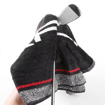 Cotton Golf Cleaning Comfortable Soft Sport Hand Towel Washcloth With Sling Holder Sports Swimming Towels Cloth