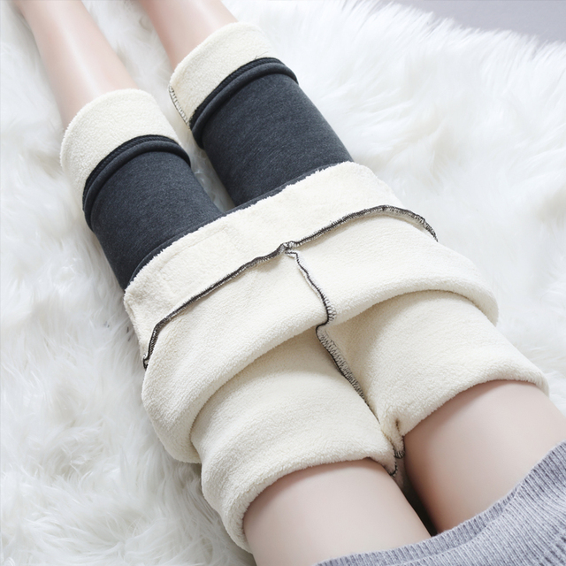 High Waist Elastic Pants Quality S-5XL 2
