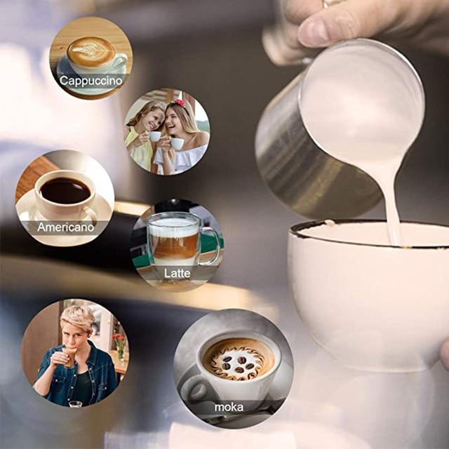 Semi Automatic Espresso Maker 6