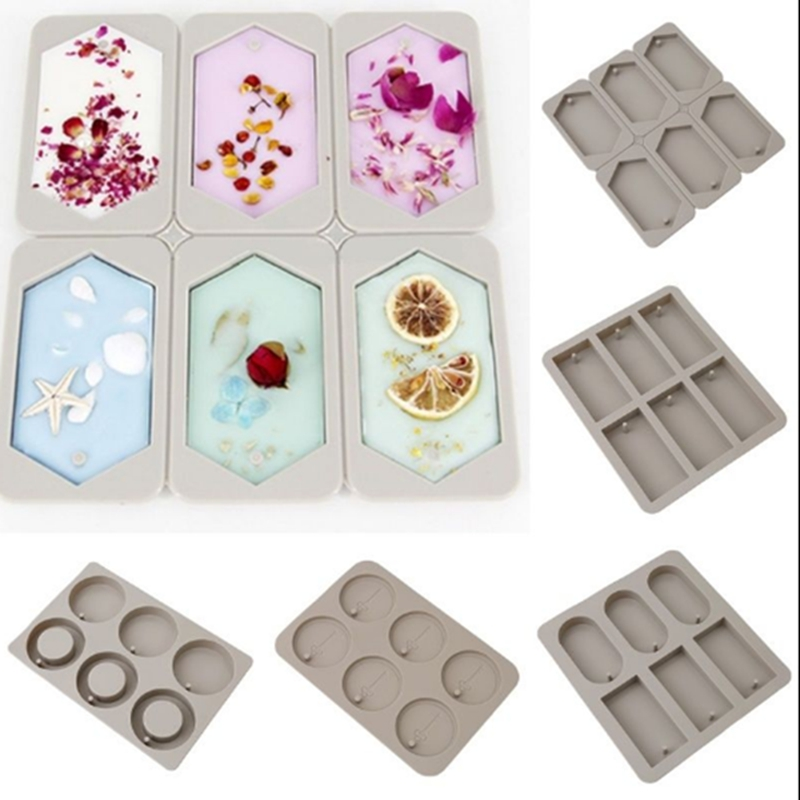 DIY Aromatherapy Wax Silicone Mold Super Popular Mold Flower Ornaments Wax Mold Soap Candle Mold DIY Clay Crafts EJ894604