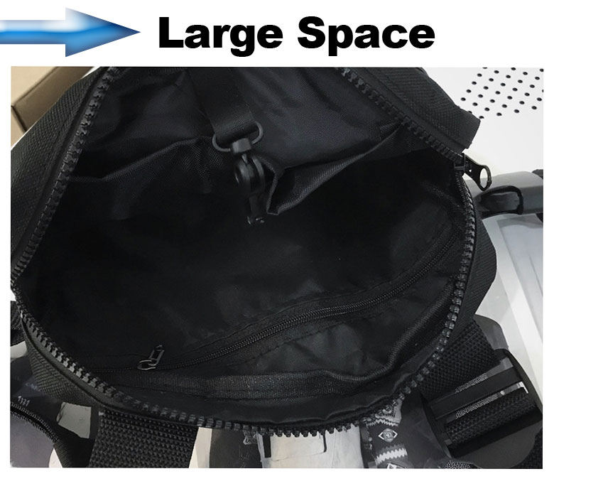 H5c3a4b1b3c7b48599e1a3a21eda6d0c2u - Vest-Style Large Space Chest Bag Retro Square Chest Bag Streetwear Shoulder Functional Backpack Tactics Funny Pack G108