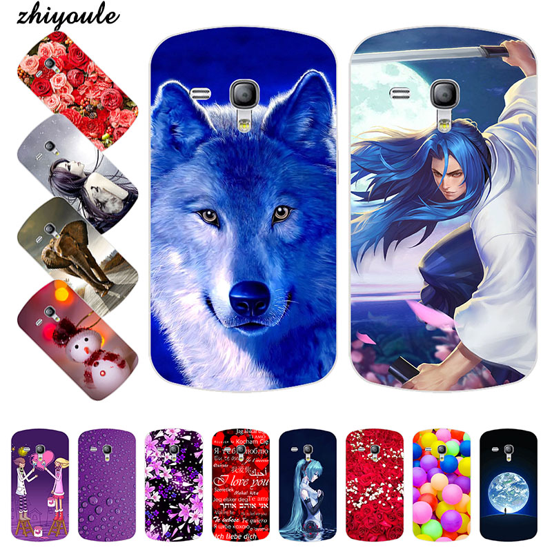 Phone Case for Samsung Galaxy S3 S 3 mini i8190 Case hard Cover for Samsung Galaxy S 3 mini i8190 GT-i8190 i8200 GT-i8200 G730 image