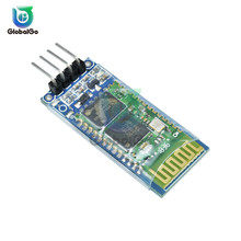 HC-05 HC 05 HC-06 HC 06 RF Wireless Bluetooth 3.0 Transceiver Module Board RS232 / TTL to UART 4Pin Converter Adapter декоративное полотенце new usb to rs232 ttl uart auto converter cable adapter modul