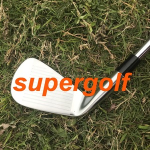 Image 2 - Hot selling golf irons X Forged irons set ( 3 4 5 6 7 8 9 P ) with dynamic gold S300 steel shaft golf clubs