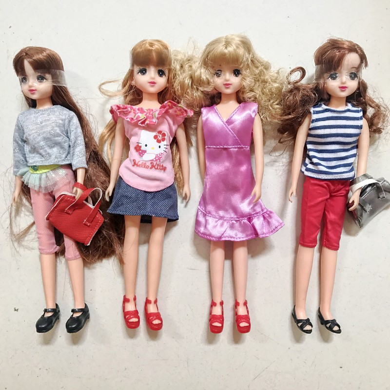 factory Licca doll 1/6 <font><b>BJD</b></font> neo 20cm custom dolls joint/normal body with AB special offer on sale image