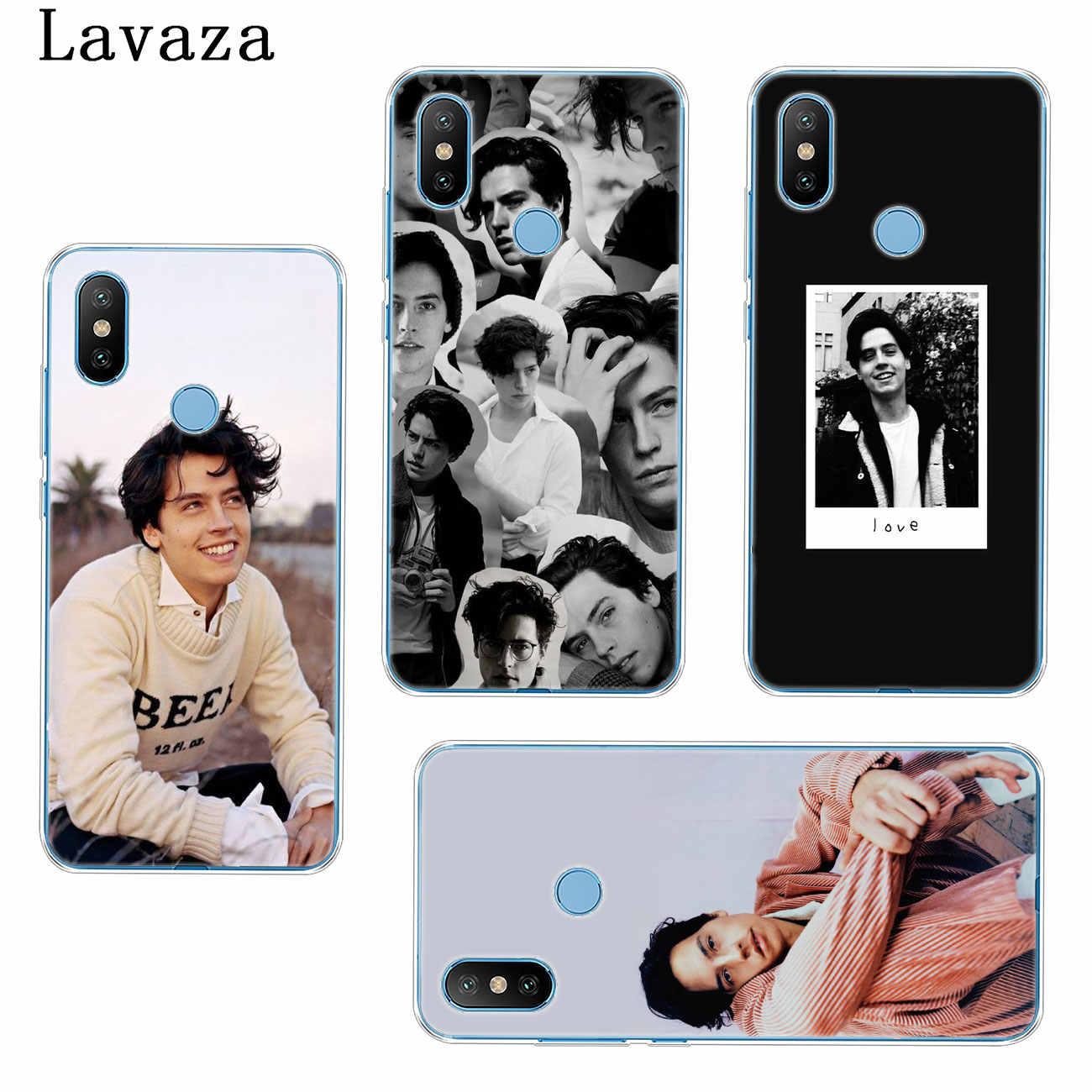 Lavaza Riverdale Cole Sprouse teléfono caso para Xiaomi Redmi K20 Pro 8A 7A 5A 6A 4A Nota 8 7 5 4 4X6 Pro
