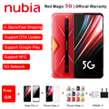 Globale Version ZTE Nubia Rot Magie 5G Handy 6.65