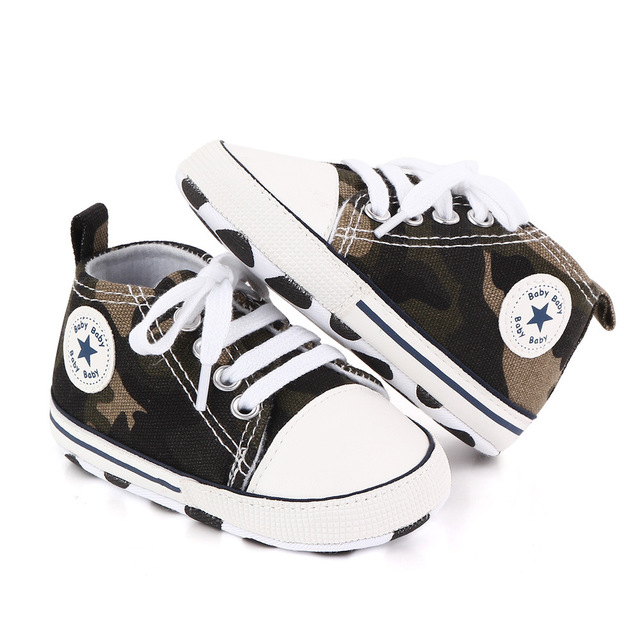 Baby All-Star Sneakers 5