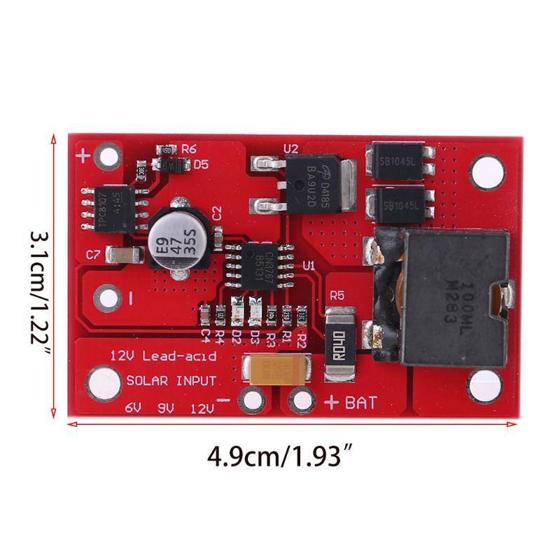 12v mppt painel solar controlador de 3 04