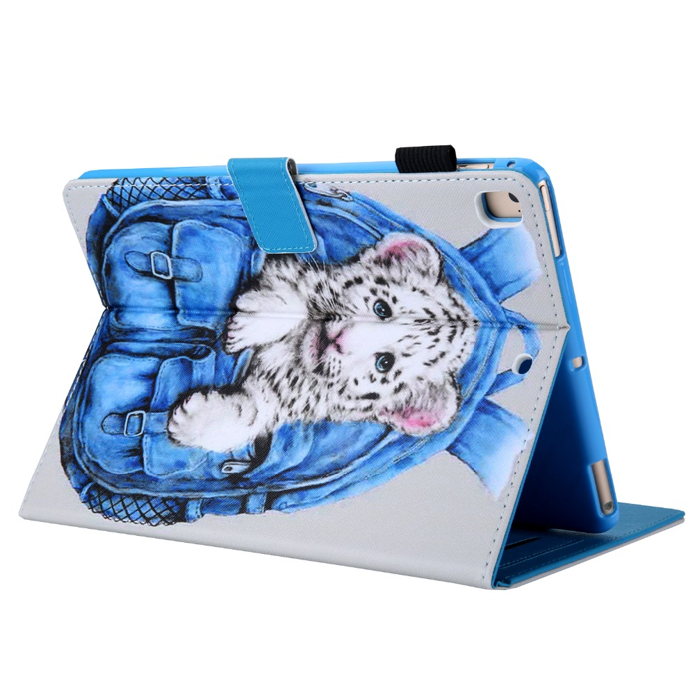 Case PU Funda Magnetic-Stand 7th-Generation Tablet Smart-Cover 10.2 New for iPad