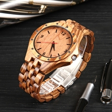 Wood Watch Women Luxury Brand Watches
