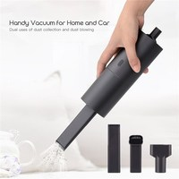 Wireless Car Vacuum Cleaner Portable Mini Handheld Vacuum Cleaner For Auto Keyboard Sofa Rechargeable Cordless Dust Cleaner 35